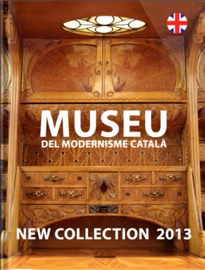 New collection 2013 - Museu del Modernisme Català