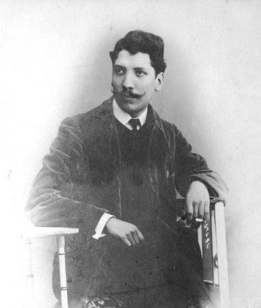 Domenec Sugranyes. Març 1907