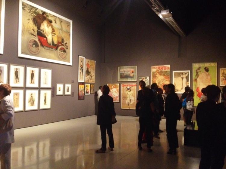 Sala II/15 Modernistas en Barcelona